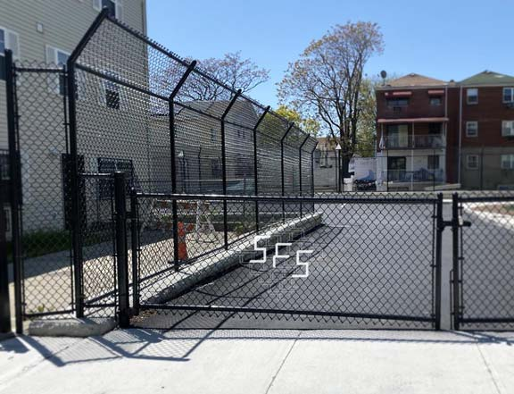 Chain Link Fence Bronx
