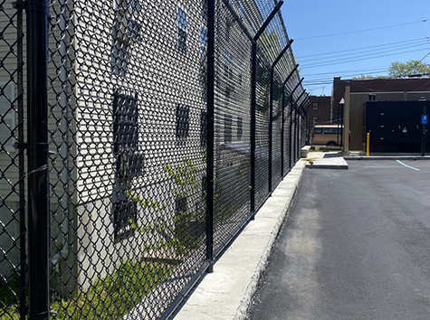 chain link Fence yonkers